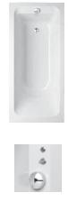 bañera acrilica emma