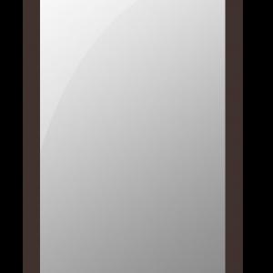 espejo marco madera