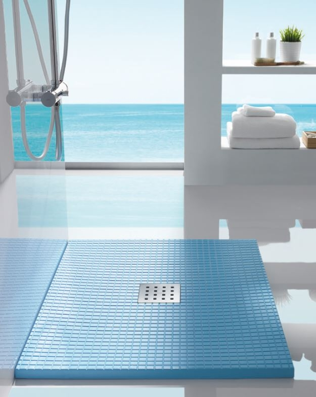 Plato ducha modelo gota - Muebles y Baños La Ranilla