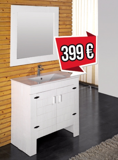 mueble de baño alba