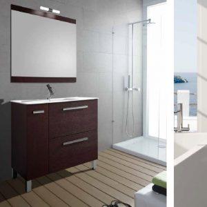 mueble de baño aroa