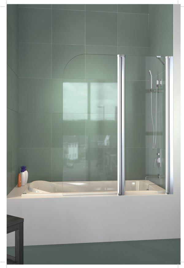 mampara de bañera nagoya