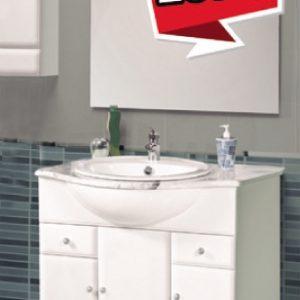 mueble de baño palmera