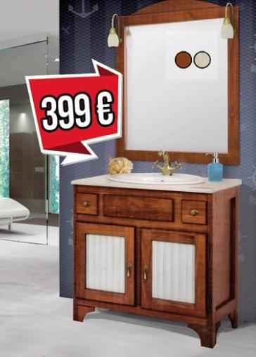 mueble de baño velero 70cm
