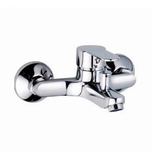 grifo baño cromo