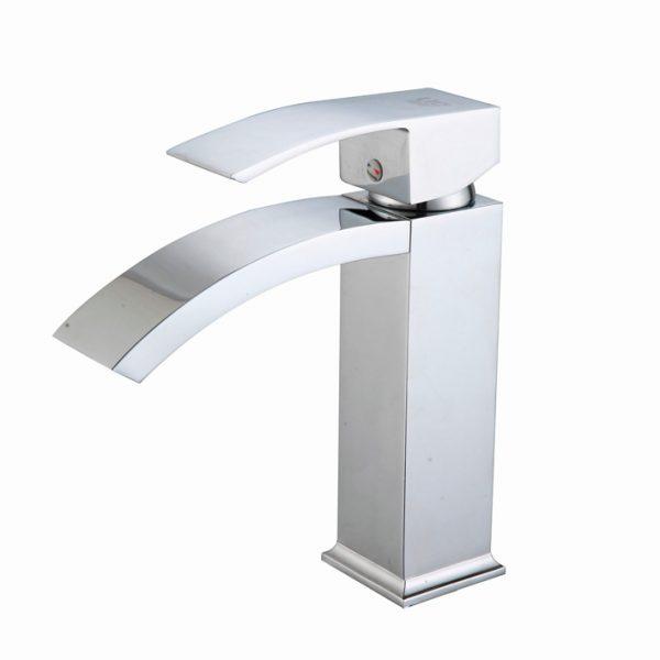 grifo lavabo cromo