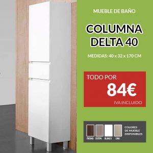 columna delta 40