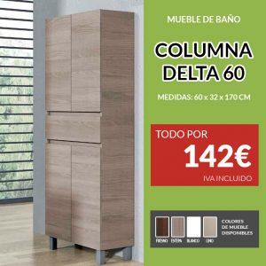 columna delta 60