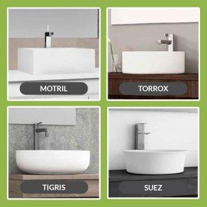 lavabos para baño
