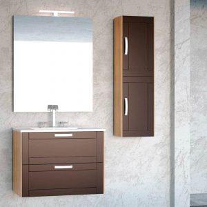 conjunto mueble de baño V