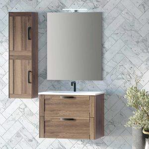 conjunto mueble de baño W